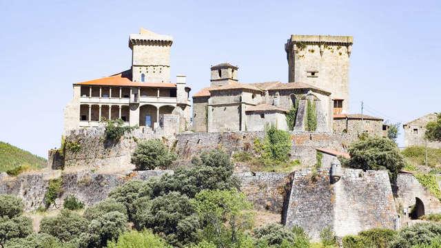 Vive una experiencia diferente alojandote en un Castillo  espectacular