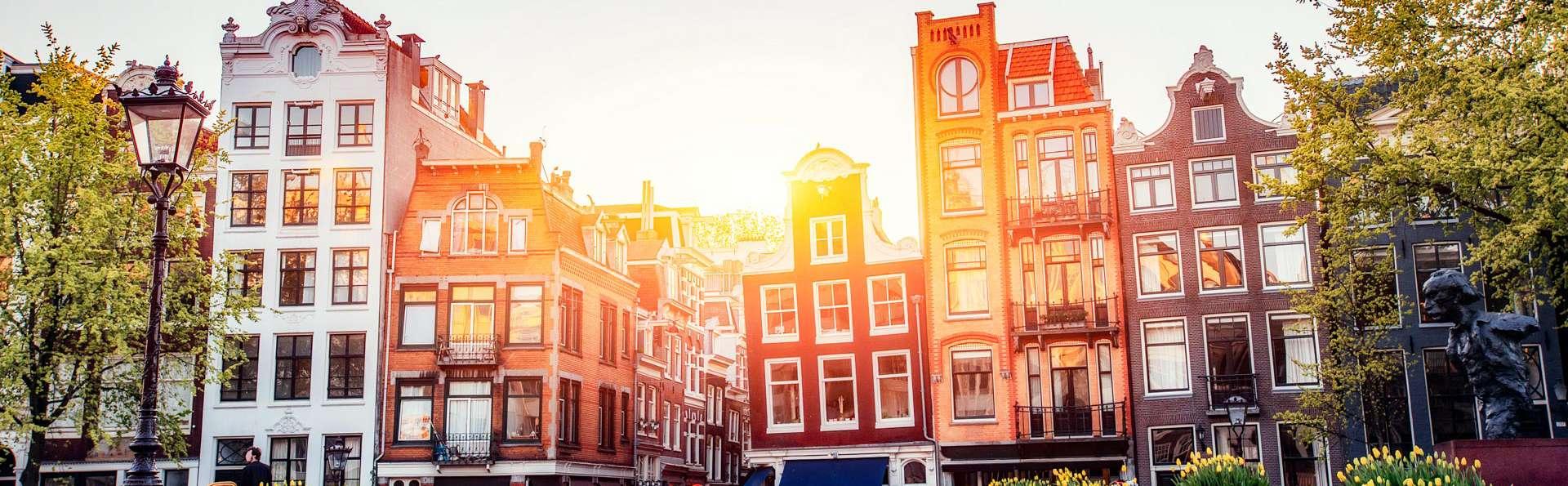Le confort d'un hôtel design dans l'est d'Amsterdam