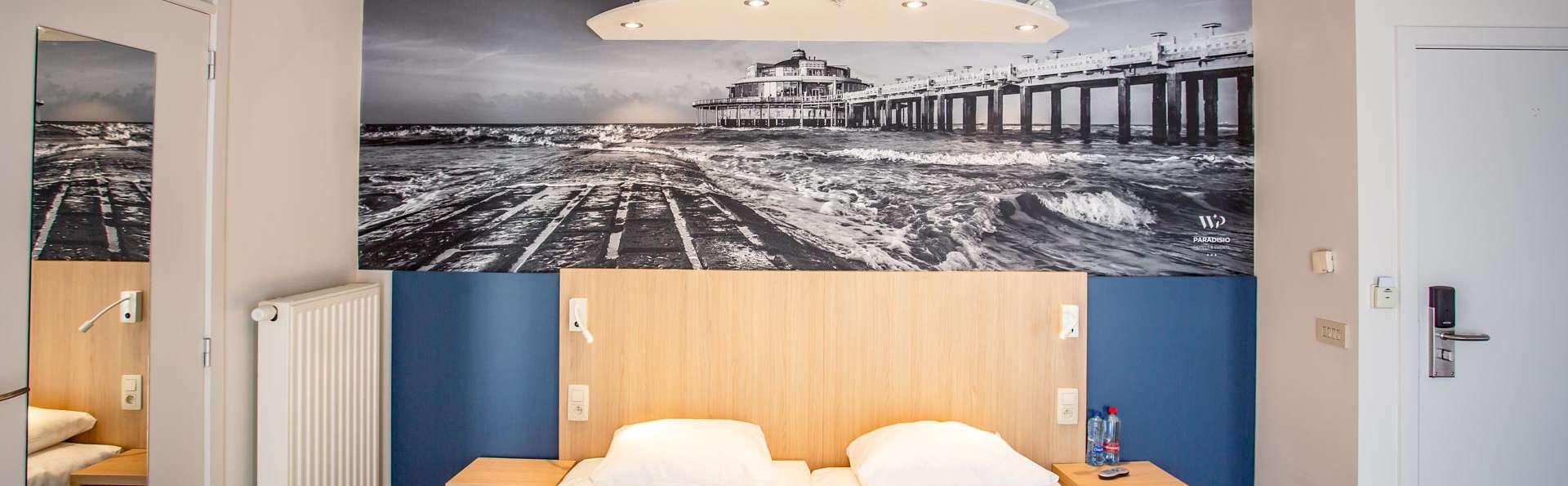 Profitez du confort dans un hôtel entièrement rénové à Blankenberge
