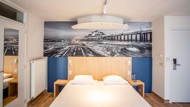 Geniet van comfort in compleet gerenoveerd hotel in Blankenberge