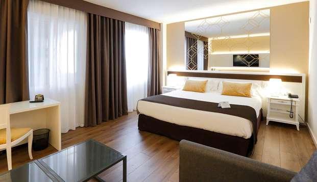 Escapada a Cartagena en hotel céntrico 4* con desayunos y cocktail incluido