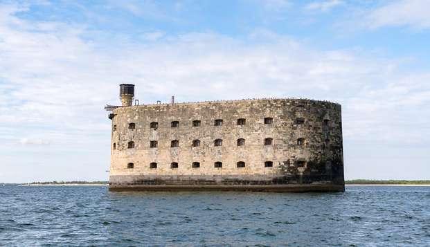 Week-end découverte de la Rochelle avec virée près de Fort-Boyard