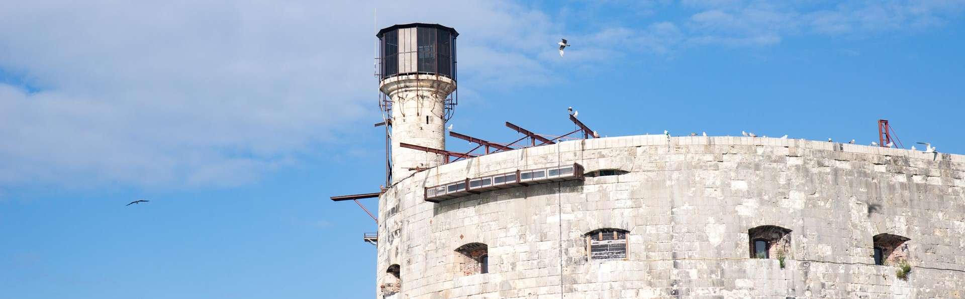 Séjour de charme à la Rochelle avec escale à l'île d'Aix (via Fort Boyard)