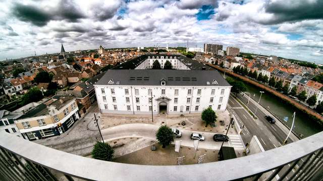 Trek op verkenningsweekend in Mechelen en bezoek de Kazerne van Dossin (vanaf 2 nachten)