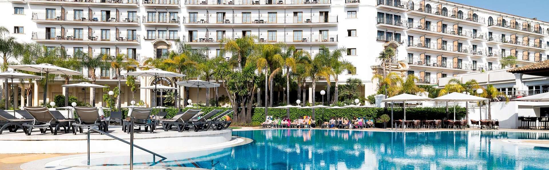 Escapade en demi-pension dans un hôtel 4* à quelques pas de la magnifique plage de Marbella