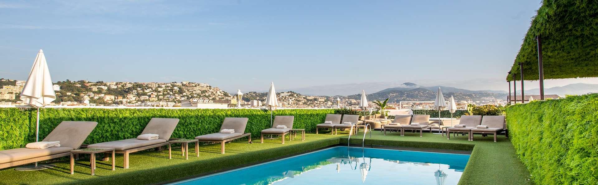 Charme et détente sur la Côte d'Azur à Nice