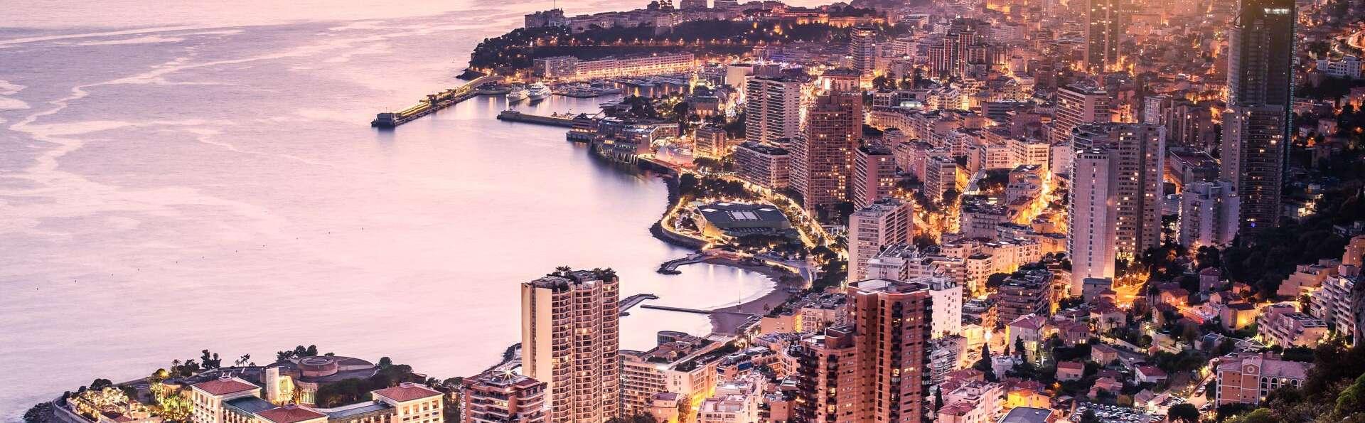 Frisse bries aan de Azurenkust in Monte Carlo