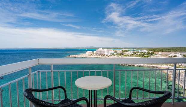 Spécial été : hôtel avec vue sur la mer Méditerranée à Mallorca (à partir de 3 nuits)