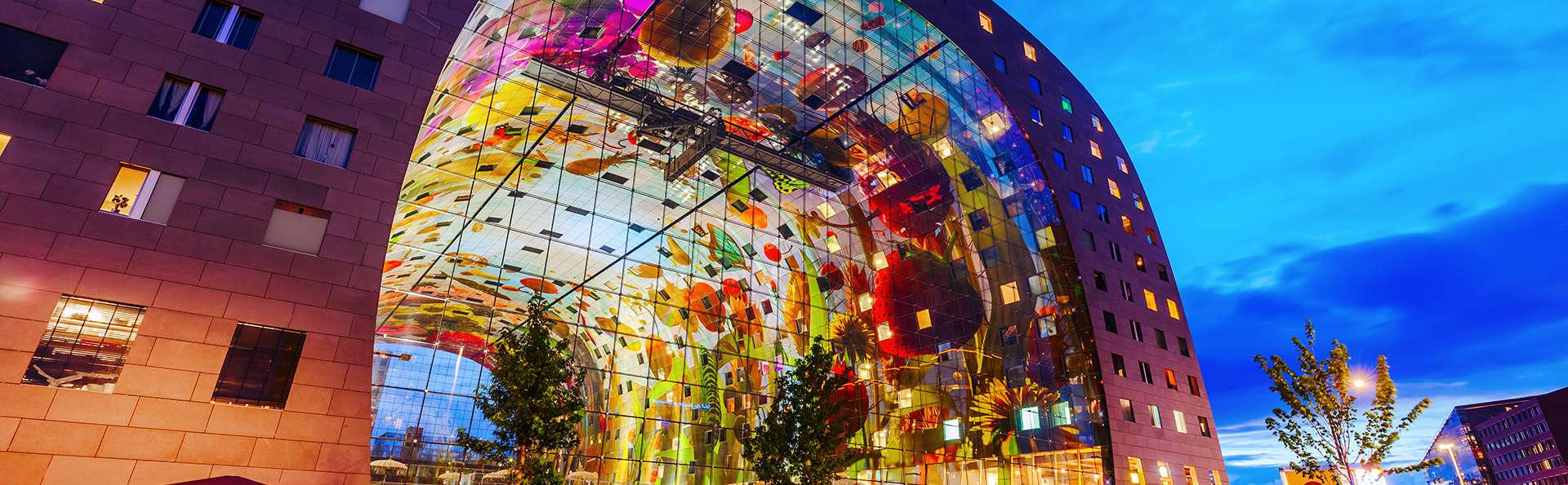 Voyage en ville au cœur de Rotterdam