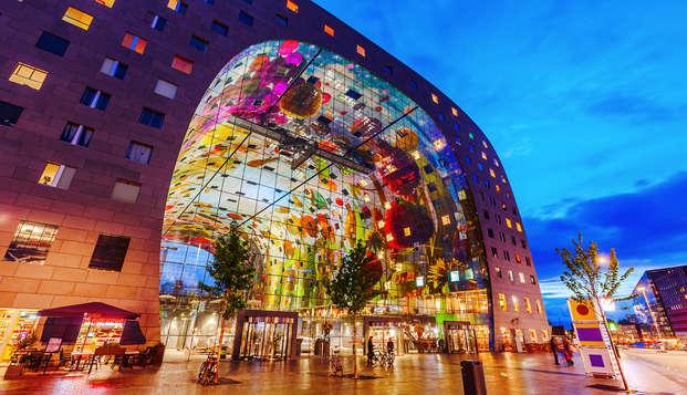 Citytrip naar hartje Rotterdam