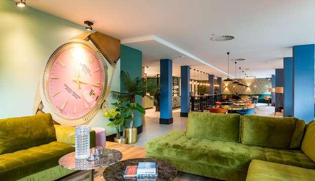 Geniet van design en comfort tijdens een citytrip Rotterdam