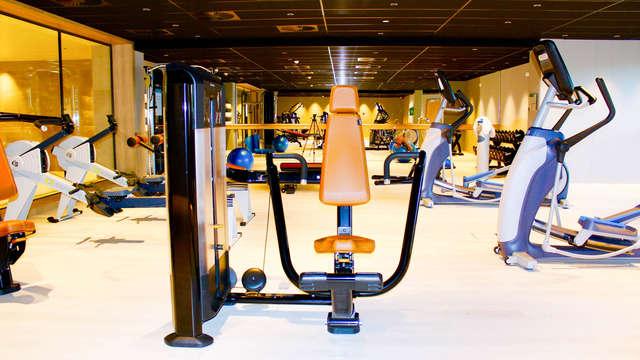 toegang tot de fitness