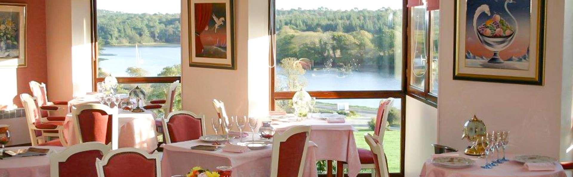 Escapade avec dîner près de Concarneau