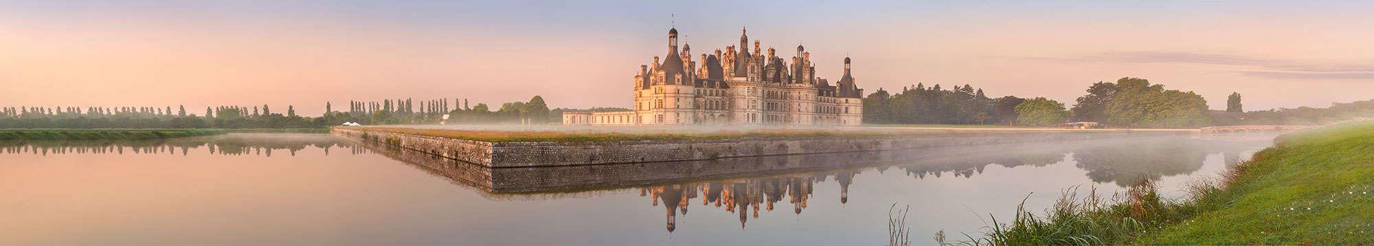Week-end et séjour Châteaux en France