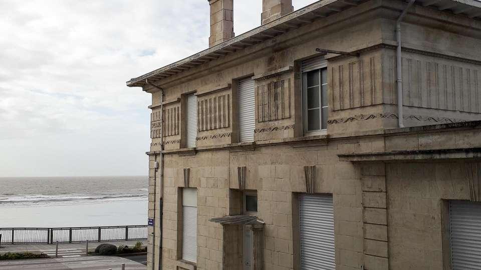 The Originals Boutique, Hôtel Miramar, Royan (Inter-Hotel) - EDIT_FRONT_01.jpg