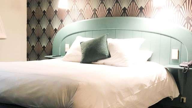 Week-end dans un hôtel de charme à proximité de Dijon