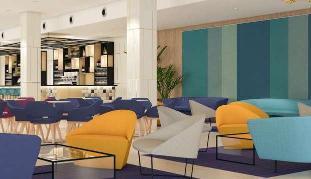Date el gusto en un increíble hotel en la Costa Brava