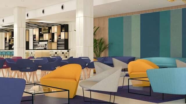 Date el gusto en familia en un increíble hotel en la Costa Brava