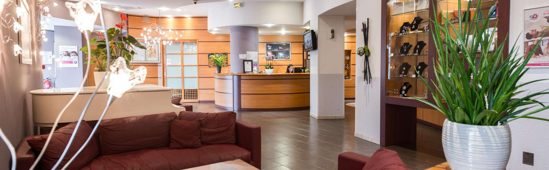 Kyriad Limoges Centre Gare Atrium - EDIT_LOBBY_01.jpg