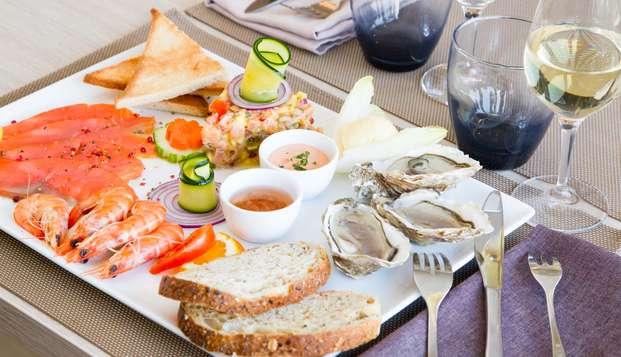 Hotel du Port et Restaurant des Bains - NEW DINER