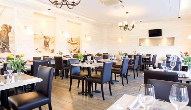 Hotel du Port et Restaurant des Bains - NEW RESTAURANT