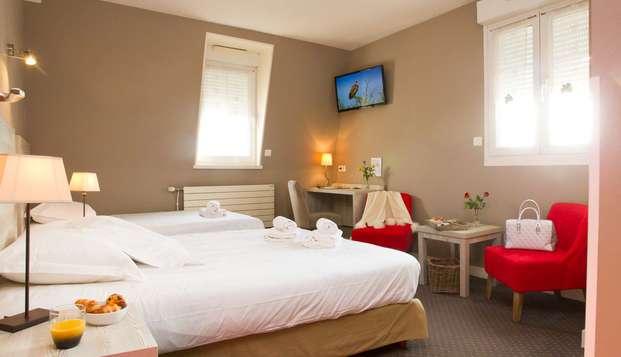 Hotel du Port et Restaurant des Bains - NEW ROOM