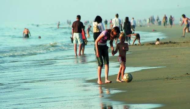 Week-end à Noordwijk en famille sur la côte