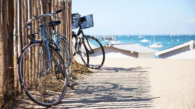 Week-end à Noordwijk avec accès à Keukenhof et location de vélos (à partir de 2 nuit)