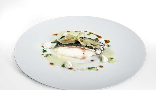 Saveurs de l'Alt Empordà avec dîner gastronomique étoilé Michelin (à partir de 2 nuits)