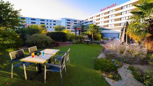 Préparez vos vacances d'été dans un hôtel **** à 2 pas du Futuroscope