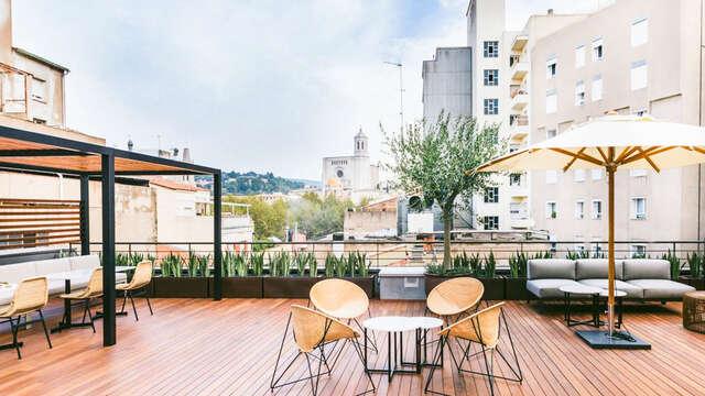 Descubre los encantos de Girona en un hotel 4* con deasayuno incluido