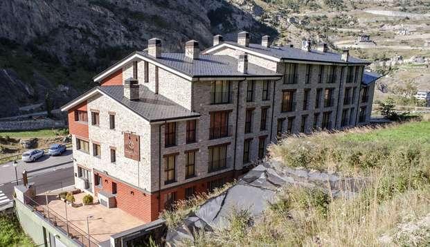 Desconexión total: Escapada con acceso a la zona spa en Canillo