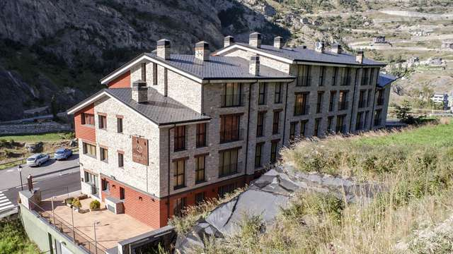 Desconexión total: Escapada con acceso a la zona spa en Canillo