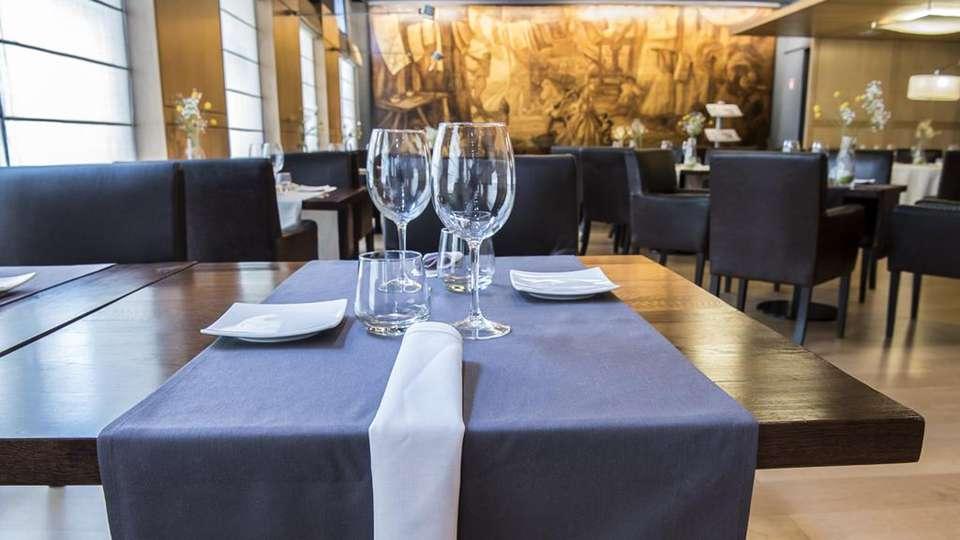 Hotel Silken Ciudad de Vitoria - EDIT_WEB_RESTAURANT_02.jpg