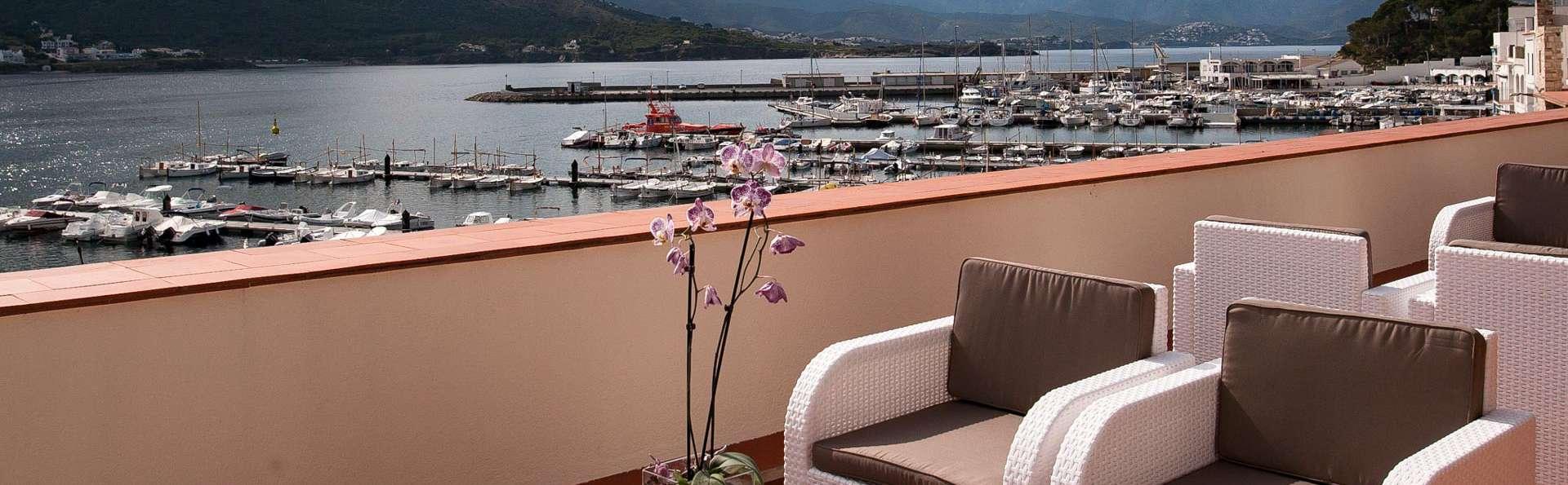 Profitez d'une escapade romantique avec un dîner gastronomique au Cap de Creus (à partir de 2 nuits)