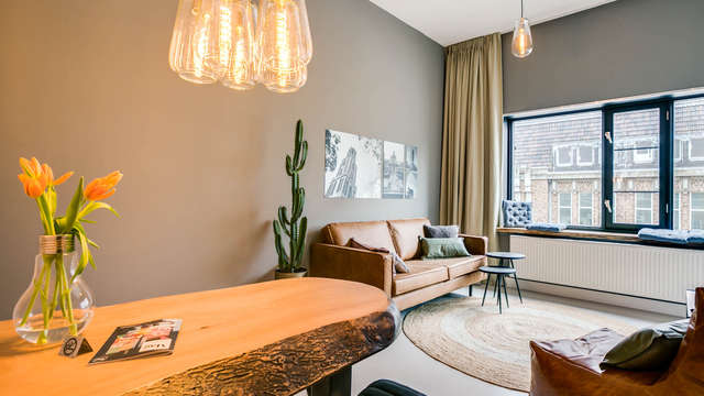 Overnacht met de hele familie in een luxe suite in hartje Utrecht