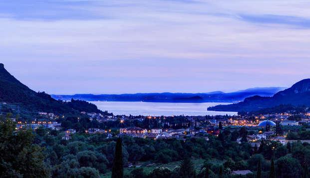 Estancia en el Lago de Garda en apartamento de hasta 4 personas