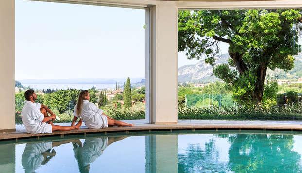 Estancia de relax en el Lago de Garda con acceso a SPA (a partir de 5 noches)