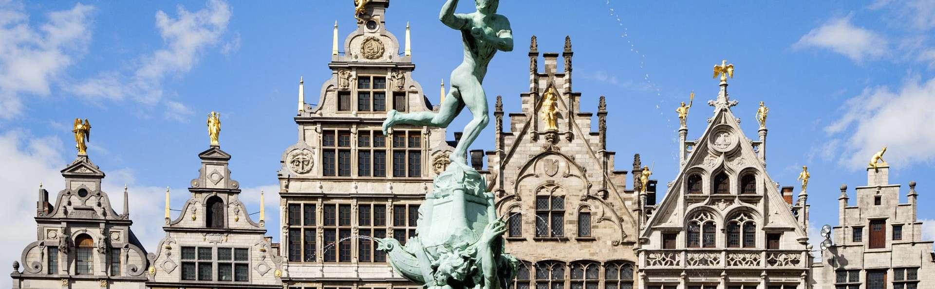 Visitez la ville animée d'Anvers