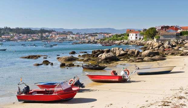Escapada económica en la Costa Gallega