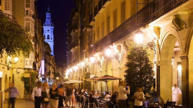 Escapada el corazón de Logroño (no reembolsable)