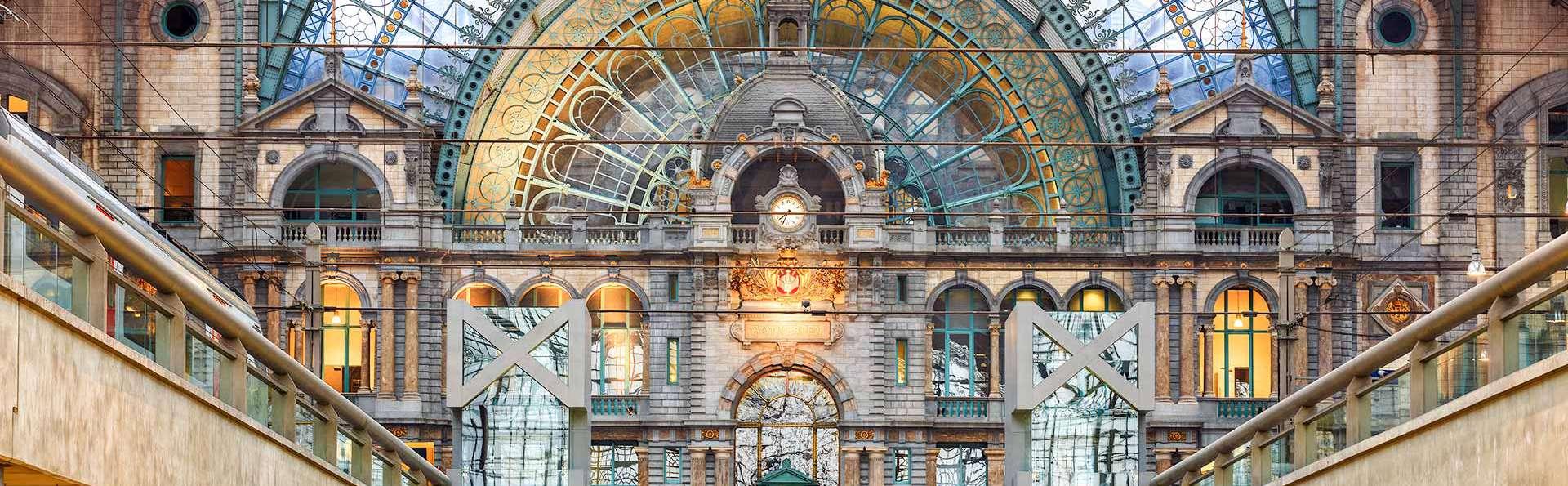 Wandel door de historische straatjes van Antwerpen