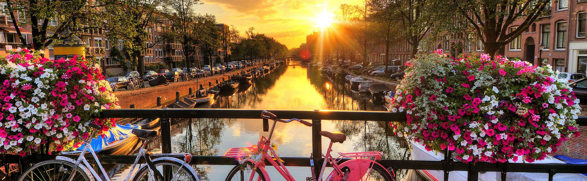 Partez à la découverte d'Amsterdam