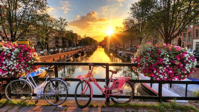 Ga op ontdekking van Amsterdam