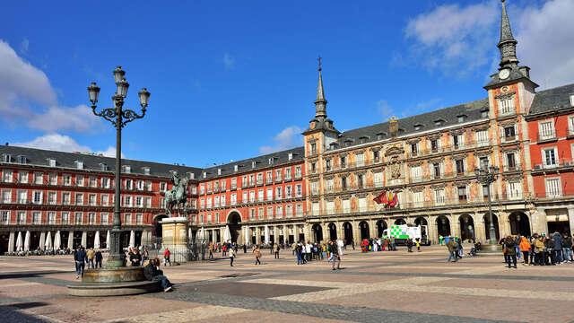 Escapada a las afueras de Madrid
