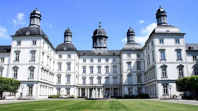 Estancia de lujo con cena y spa en un castillo cerca de Colonia (a partir de 2 noches)