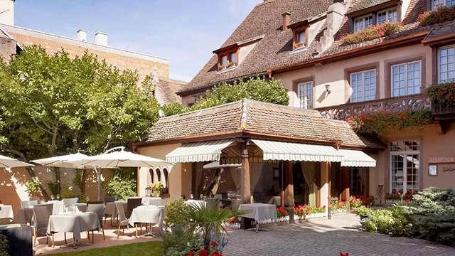 Séjour de charme au cœur de l'Alsace