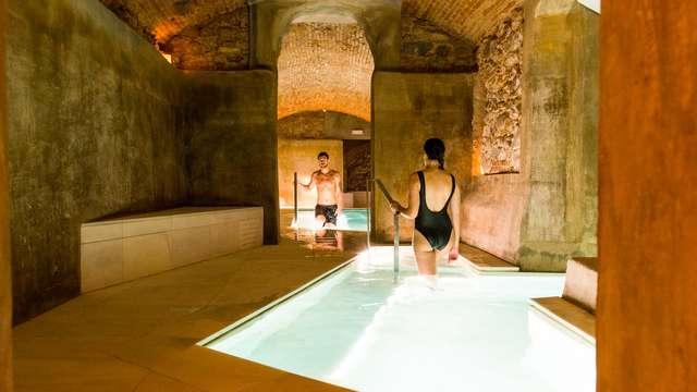 Escapada Premium Relax total: Sesión de Spa privado con cava, bombones y masaje de 60 minutos
