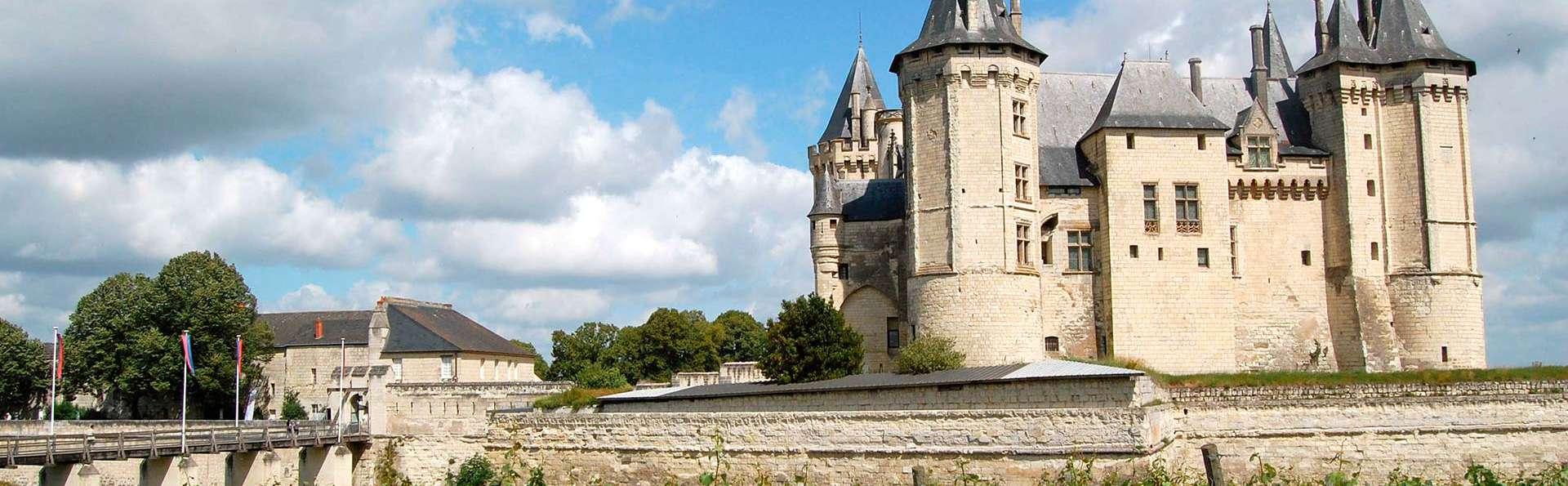 Week-end évasion à Fontevraud avec dégustation de Saumur