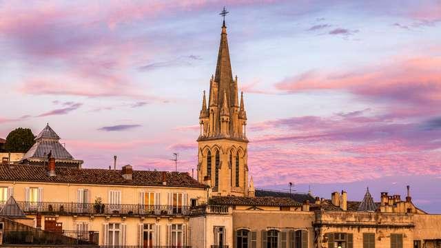 Élégance et confort dans le centre historique de Montpellier